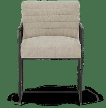 magill arm chair merit dove