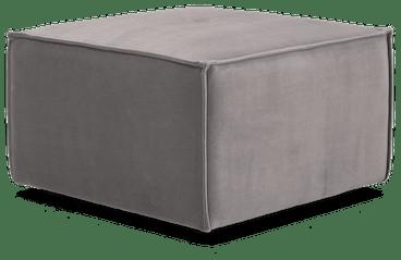 matias ottoman taylor felt grey