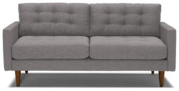 eliot loveseat taylor felt grey