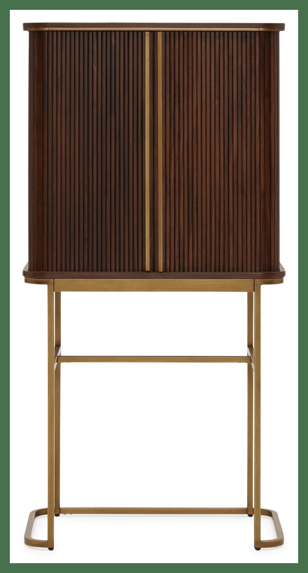 valencia bar cabinet
