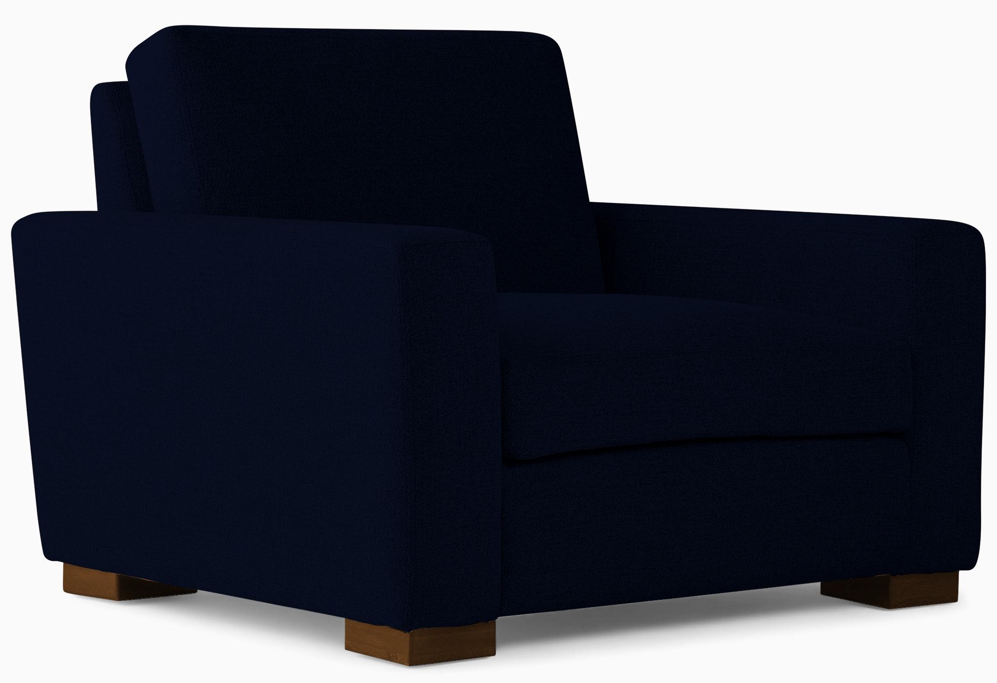 anton chair bentley indigo