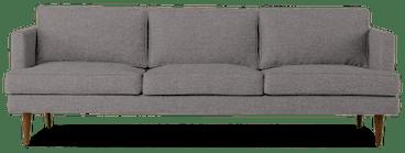 preston grand sofa taylor felt grey