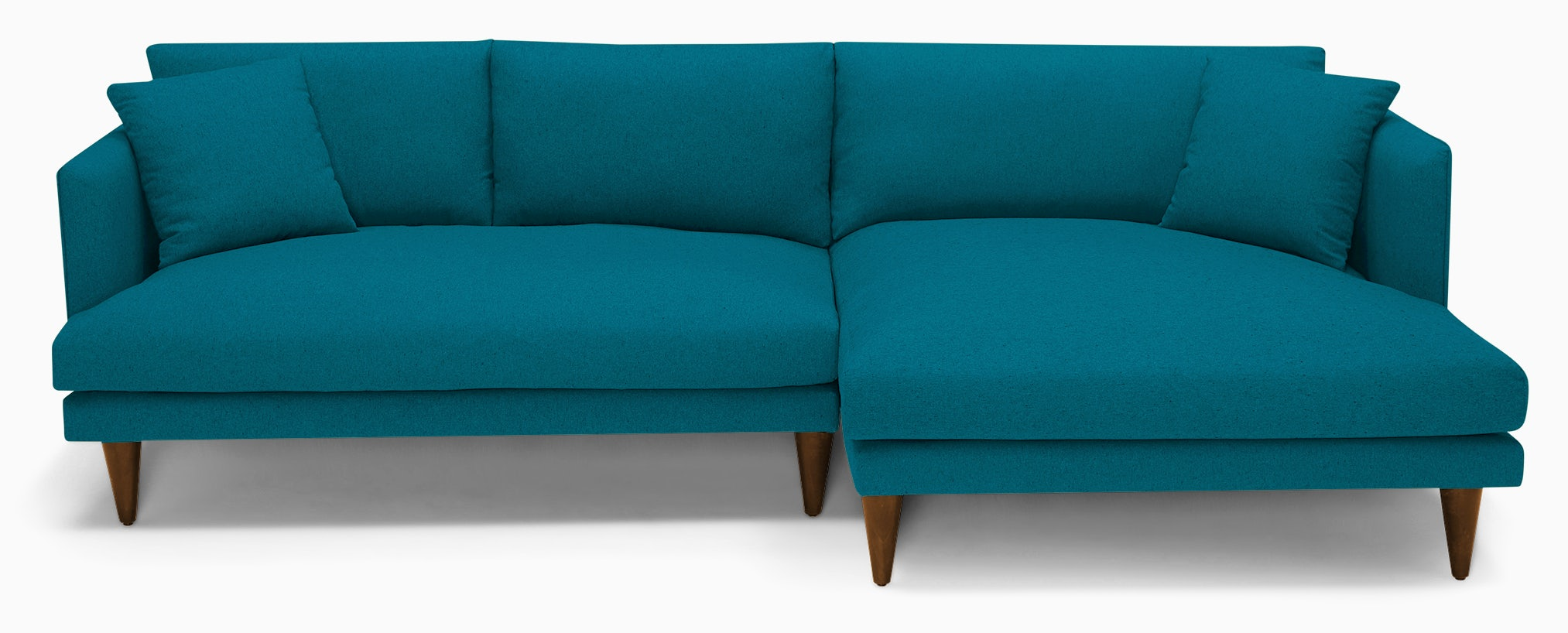 lewis sectional key largo zenith teal