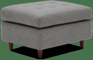 eliot storage ottoman taylor felt grey