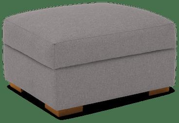 anton storage ottoman taylor felt grey