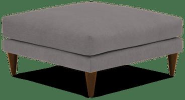 lewis ottoman taylor felt grey