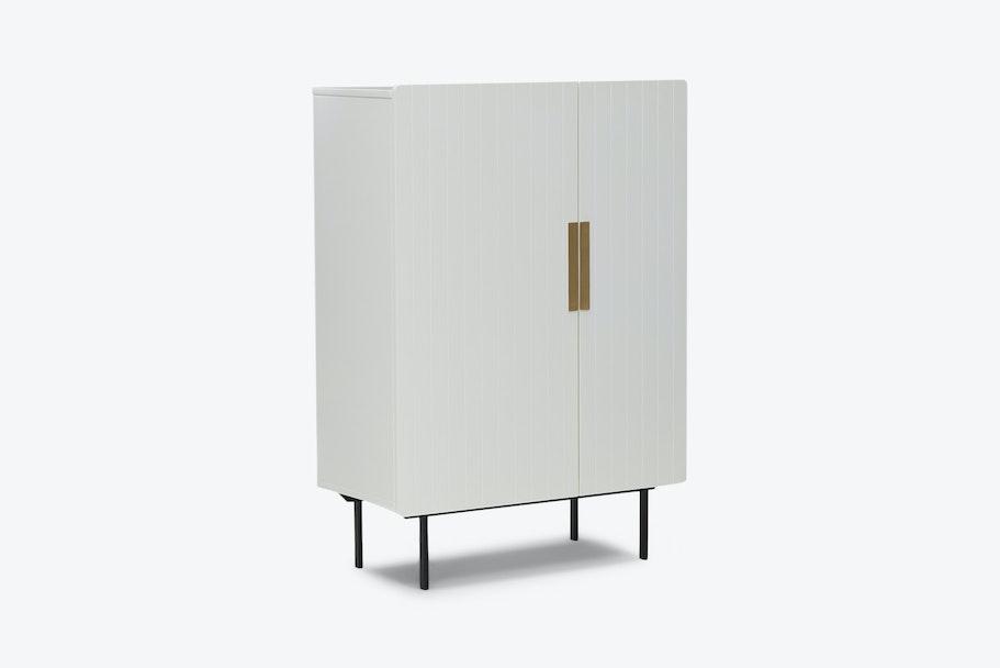 Lola Storage Cabinet White