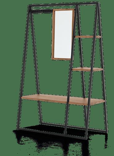 gnmtl sierra shelving unit
