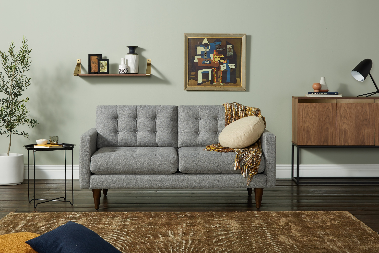 Eliot Apartment Sofa Taylor Felt Grey jpg