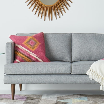 Preston sofa taylor felt grey mocha lastudio hero