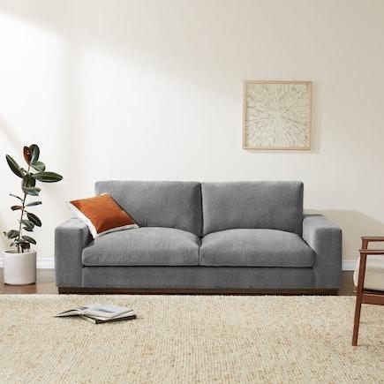 Holt Sofa Synergy Pewter