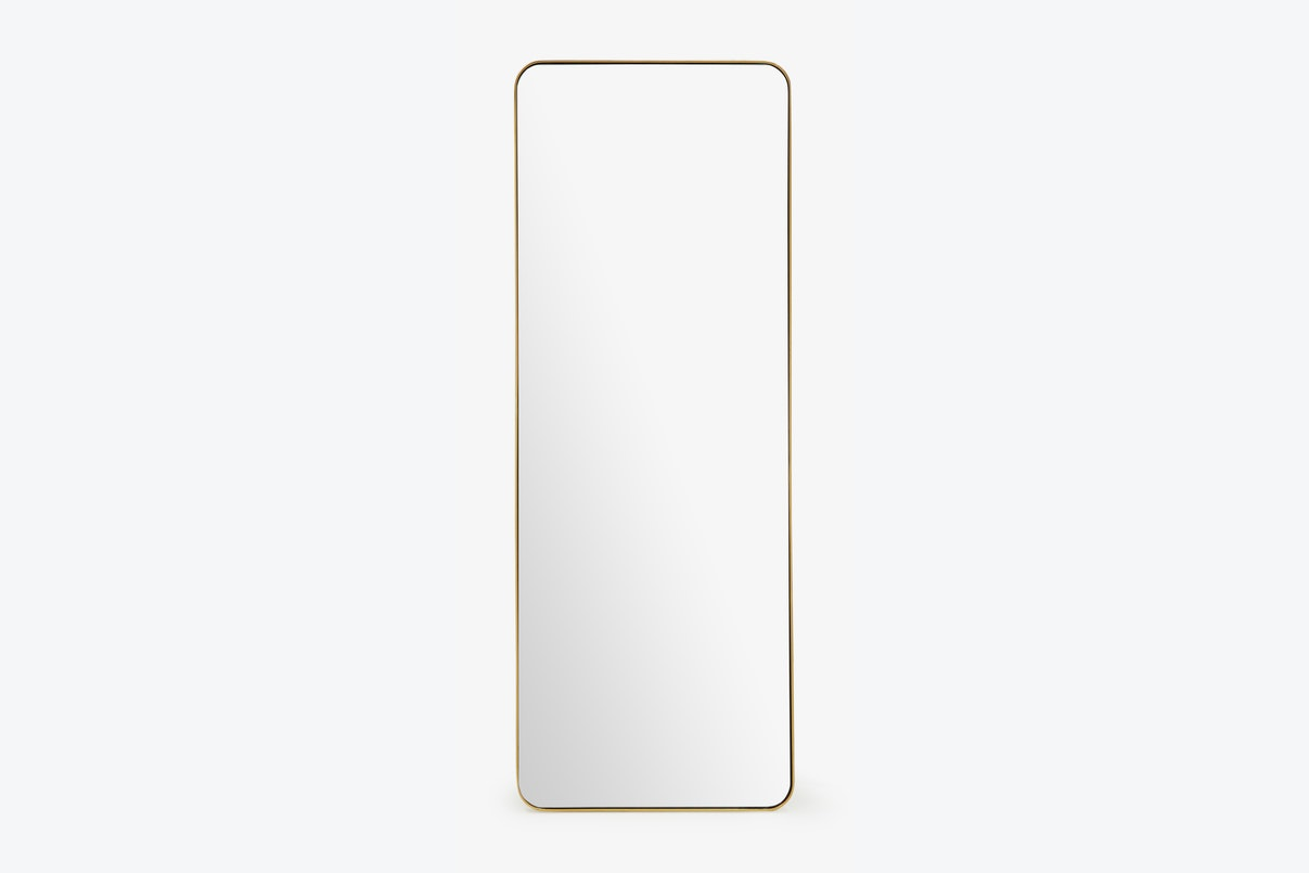 Zinnia Mirror